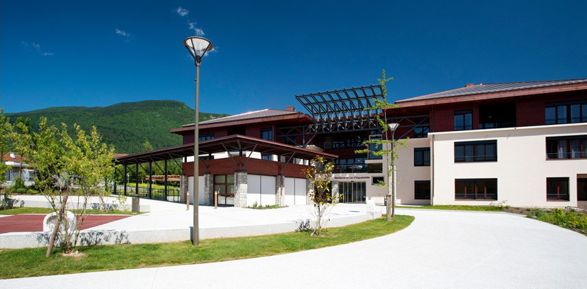 Résidence du Lac d'Aiguebelette à Novalaise (73)