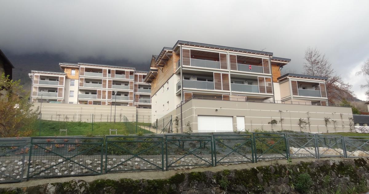 Le Domaine d'Emma à Saint Jean-d'Arvey (73)