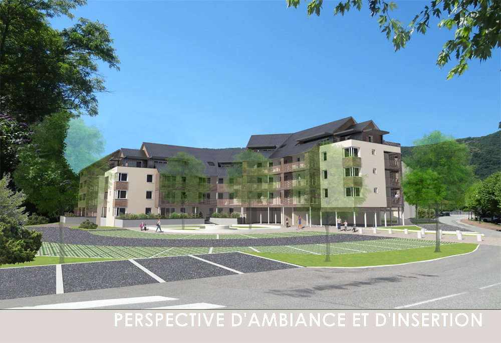 Logements à Grésy-sur-Aix (73)