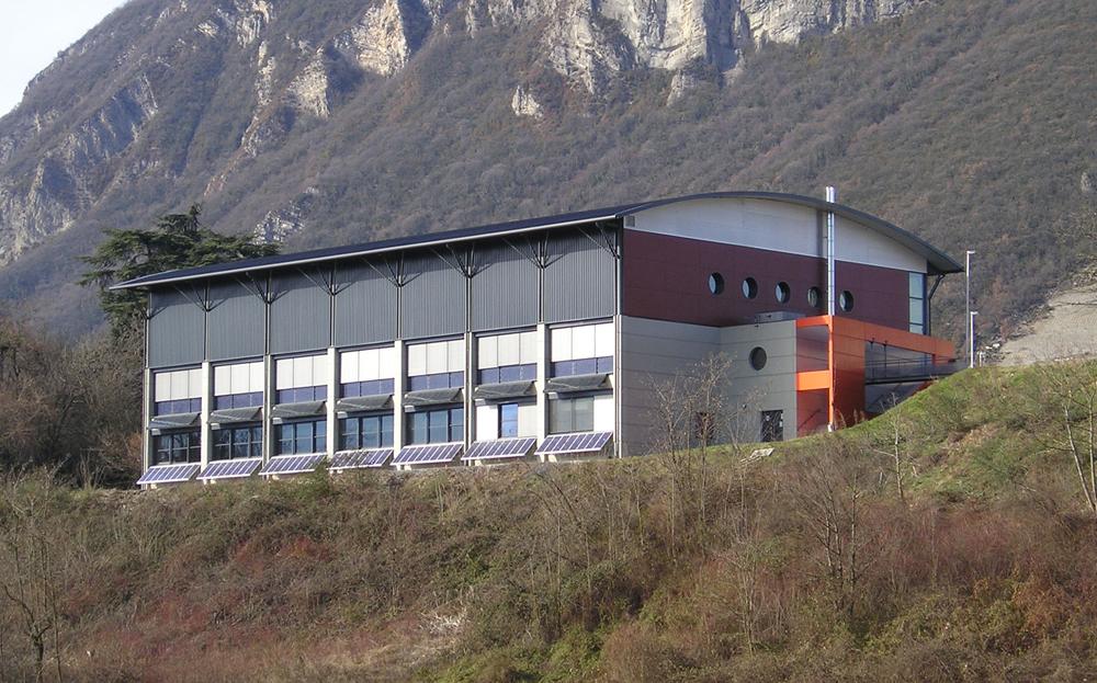 Gymnase à Montmélian (73)